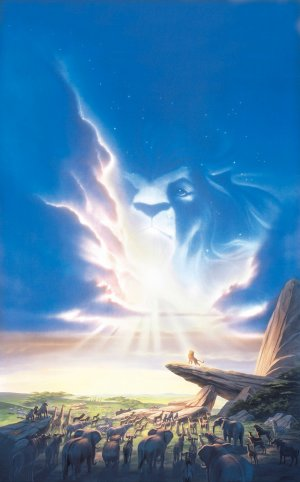 The Lion King 3113x5000