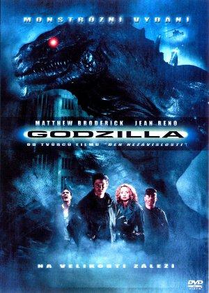 Godzilla 954x1335