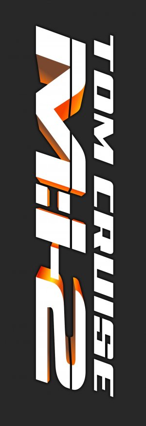 Mission: Impossible II 1032x3000