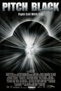 Pitch Black - Planet der Finsternis poster
