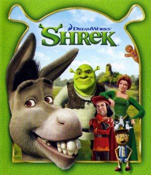 Shrek - Der tollkühne Held 1498x1740