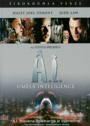 Artificial Intelligence: AI 616x860