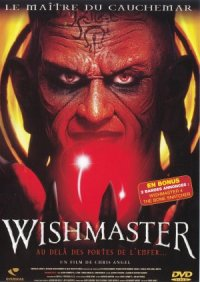 Wishmaster 3: Sword of Justice poster