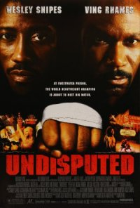 Undisputed poster