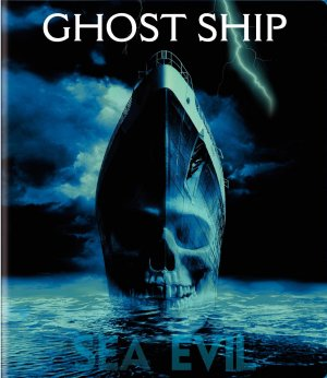 Ghost Ship Blu-ray cover