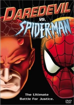 Daredevil vs. Spider-Man Cover