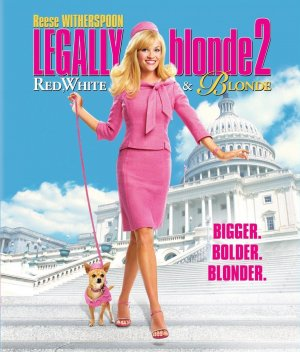 Legally Blonde 2: Red, White & Blonde 1118x1312