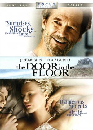 The Door in the Floor Dvd cover