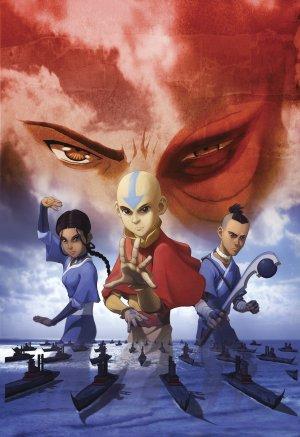 Avatar - Der Herr der Elemente 2349x3425