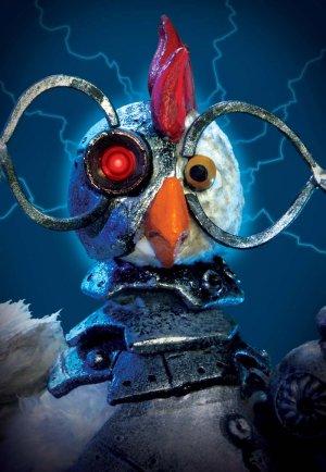 Robot Chicken 800x1158