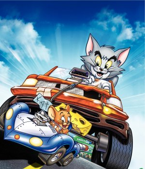 Tom and Jerry: The Fast and the Furry 1517x1762