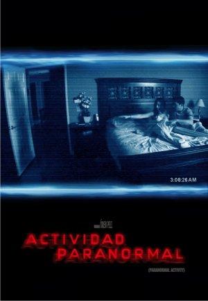 Paranormal Activity 500x723