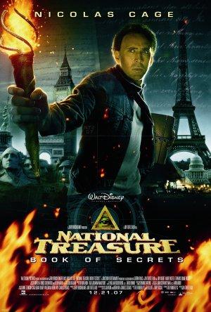 National Treasure: Book of Secrets 1418x2100