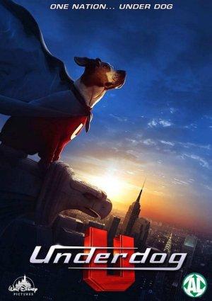 Underdog - Storia di un vero supereroe 1602x2267