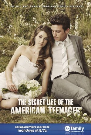 The Secret Life of the American Teenager 1013x1500