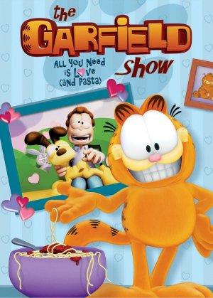 The Garfield Show 1072x1499