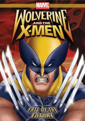 Wolverine and the X-Men 1621x2292