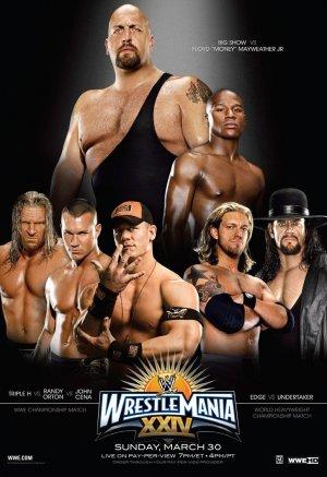 WrestleMania XXIV 773x1127
