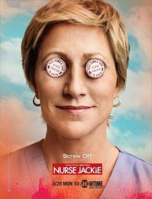 Nurse Jackie - Terapia d'urto 580x755