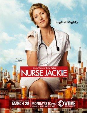 Nurse Jackie - Terapia d'urto 550x710