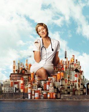 Nurse Jackie - Terapia d'urto 2400x3038