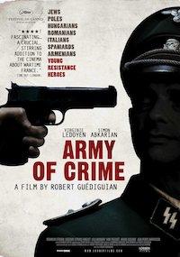 Armia zbrodni poster