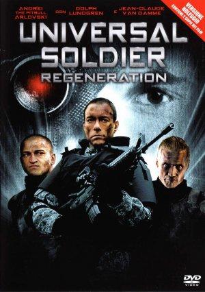 Universal Soldier: Regeneration 1819x2580