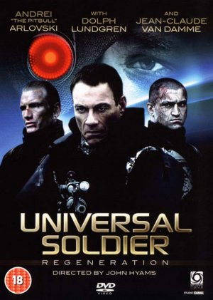 Universal Soldier: Regeneration 570x800