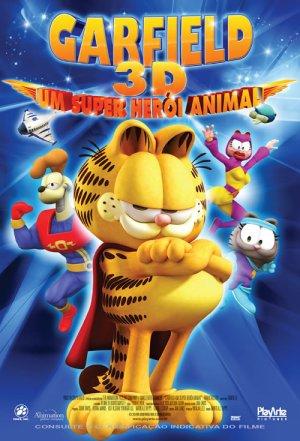 Garfield - Tierische Helden 500x735