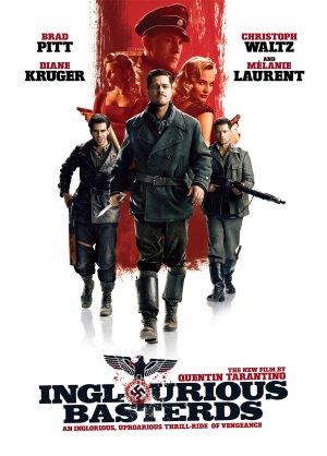 Inglourious Basterds 3589x5000