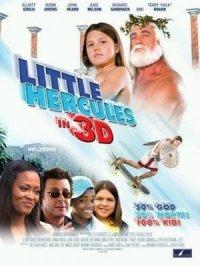 Little Hercules in 3-D poster