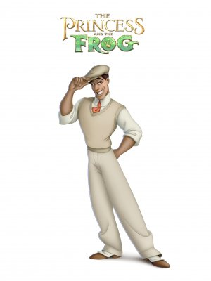The Princess and the Frog 1821x2428