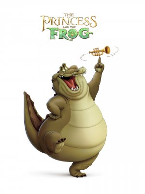 The Princess and the Frog 1860x2480