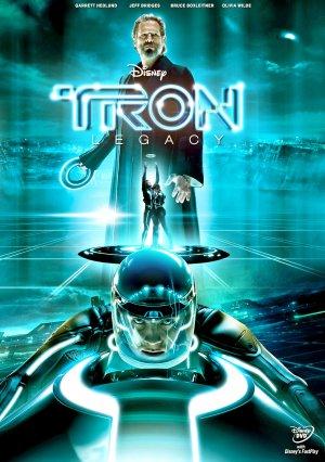 tron legacy dvd cover art. TRON: Legacy dvd cover