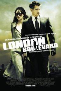London Boulevard poster