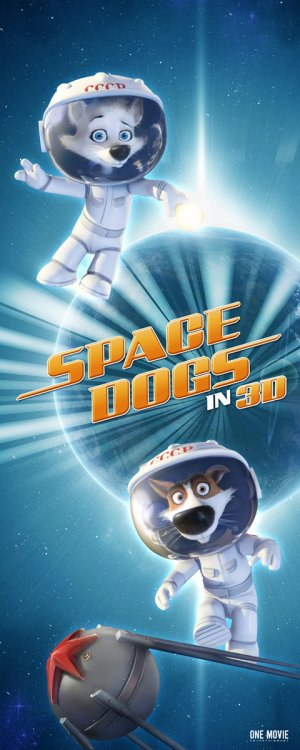 Space Dogs 480x1200