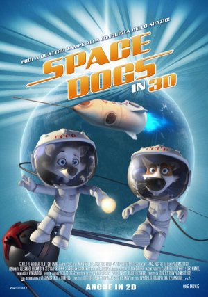Space Dogs 600x853