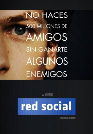 The Social Network 500x722