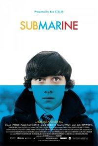Moja lódz podwodna poster