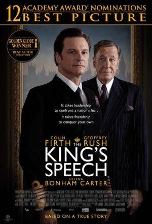 The King's Speech 408x600