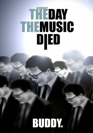 The Day the Music Died 2100x3000