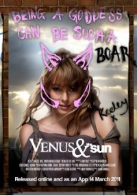 Venus & the Sun poster