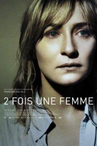 2 fois une femme poster