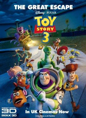 Toy Story 3 733x1000