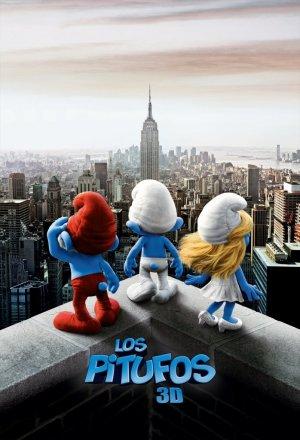 The Smurfs 698x1024