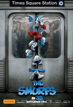 The Smurfs 1413x2048