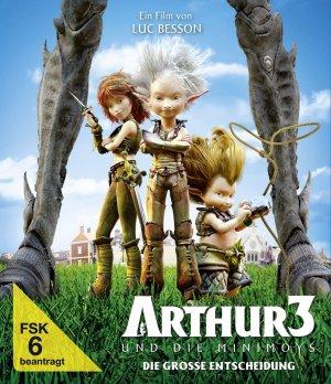 Arthur und die Minimoys 3 - Die große Entscheidung 1499x1737