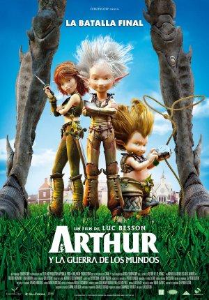 Arthur und die Minimoys 3 - Die große Entscheidung 1687x2419