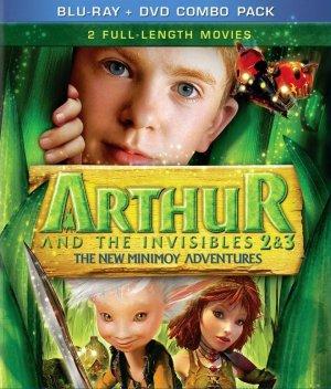 Arthur und die Minimoys 3 - Die große Entscheidung 660x774