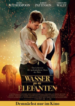 Water for Elephants 990x1400